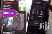 """Rock View 8""""P.A 