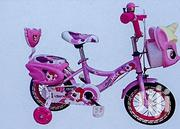 Rugged/Super Kids Colorful Pink Children Bicycle (16 Inches 6-14yrs) | Toys for sale in Lagos State, Agboyi/Ketu