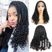 Long Curly Braided Wig | Hair Beauty for sale in Lagos State, Alimosho