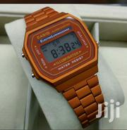Casio Vintage Orange Watch | Watches for sale in Lagos State, Lagos Mainland
