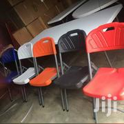 Plastic Folding Chairs With Metal Frame | Furniture for sale in Lagos State, Ojo