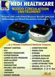 Carefully Care For Your Heart And Othe Ogans With Our TCM Machines! | Tools & Accessories for sale in Ogun State, Sagamu