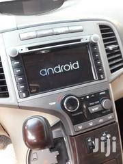 Toyota Venza Android Dvd Player | Vehicle Parts & Accessories for sale in Lagos State, Mushin