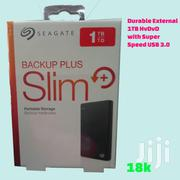 1TB External Seagate Hard Drive | Computer Hardware for sale in Lagos State, Ikeja