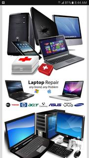 We Repair All Type Of Laptops | Repair Services for sale in Rivers State, Port-Harcourt