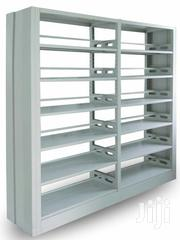 2 X 2 Library Shelf ( Metal ) | Furniture for sale in Lagos State, Ojo