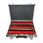 35pcs Router Bit Set 6/8mm | Safety Equipment for sale in Lagos State, Lagos Island