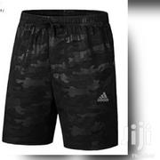 Adidas Short Black and White | Clothing for sale in Lagos State, Lagos Mainland