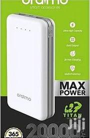 Oraimo Oraimo 20000mah Power Bank Titan (OPB-201D) | Accessories for Mobile Phones & Tablets for sale in Lagos State, Ikeja