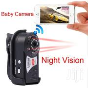 HD Mini Wifi Camera Camcorder Night Vision DV | Photo & Video Cameras for sale in Lagos State, Ikeja