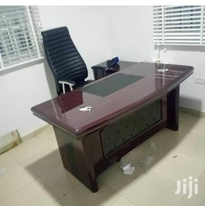 Quality 1.6mtrs Executive Office Table