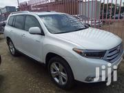 Toyota Highlander 2012 SE White | Cars for sale in Lagos State, Isolo
