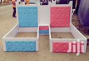 Twin Children's Bed Frames With Bedside Drawers | Children's Furniture for sale in Lagos State, Lagos Mainland