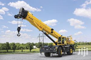 Cranes Are Available For Hiring / Leasing