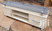 Durable TV Stand Shelf With Drawers And Glass Top - 48 Inches | Furniture for sale in Lagos State, Ajah