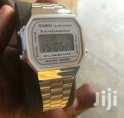 Casio Silver Illuminator Watch | Watches for sale in Abuja (FCT) State, Galadimawa