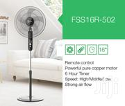 Syinix Standing Fan With Remote   Home Appliances for sale in Abuja (FCT) State, Wuse