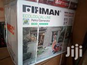 Sumecfirman 6.5kva With Key Starter 100% Pure Copper ECO 8990ES | Electrical Equipments for sale in Lagos State, Ojo