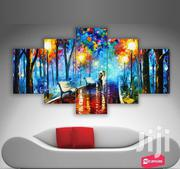 5pcs HD Canvas Wall Art | Home Accessories for sale in Lagos State, Agege