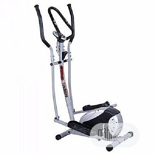 American Fitness Home Bike