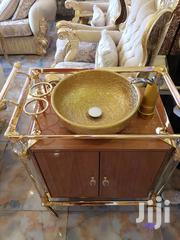 Gold Washing Hand Trolley | Furniture for sale in Lagos State, Ojo