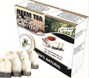 Neem Tea Plus Vernonia Bitters (Natural Cure To Typhoid & Malaria) | Vitamins & Supplements for sale in Imo State, Ikeduru