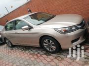 Honda Accord 2014 Gold | Cars for sale in Lagos State, Surulere