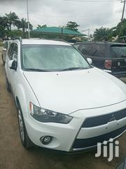 Mitsubishi Outlander 2010 GT White | Cars for sale in Lagos State, Lagos Mainland