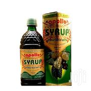 Noni Apolo Syrup | Vitamins & Supplements for sale in Rivers State, Port-Harcourt