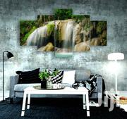 Spring Water 5pcs Canvas Wall Art | Home Accessories for sale in Lagos State, Agege