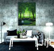 Lake 1pcs HD Canvas Wall Art | Home Accessories for sale in Lagos State, Agege