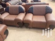 Quality Leather Sofa | Furniture for sale in Lagos State, Isolo