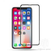 iPhone XR / XS Max 5D Screen Protector - Black | Accessories for Mobile Phones & Tablets for sale in Lagos State, Lagos Mainland
