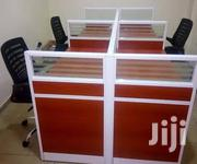 Brand New 4 Seater Office Workstation Table Set | Furniture for sale in Lagos State, Ikeja