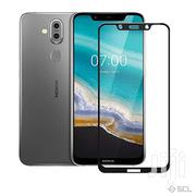 Nokia 8.1 / 7.1 Plus / 6.1 Plus Screen Protector - Black | Accessories for Mobile Phones & Tablets for sale in Lagos State, Lagos Mainland