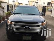 Ford Explorer 2014 4dr SUV (3.5L 6cyl 6A) Black | Cars for sale in Lagos State, Lekki Phase 1