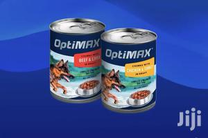 Optimax All Stages Can Food