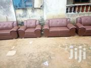 Original Leather Sofa | Furniture for sale in Lagos State, Isolo