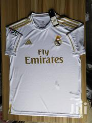 Real Madrid Latest Jersey 2019/20   Sports Equipment for sale in Lagos State, Ikeja