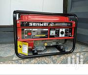 Senwei 3kva Manual Generator   Electrical Equipments for sale in Rivers State, Port-Harcourt