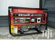 Senwei 3kva Manual Generator | Electrical Equipment for sale in Abuja (FCT) State, Central Business District