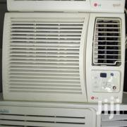 London Used 1hp LG Window Unit Airconditioner | Home Appliances for sale in Lagos State, Lagos Mainland