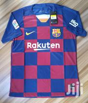 Latest Barcelona Jersey 2019/20   Sports Equipment for sale in Lagos State, Ikeja
