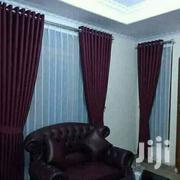 Fine Fabrics Damask Curtains | Home Accessories for sale in Lagos State, Isolo