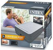 Intex 22in Queen Dura-beam Comfort-plush Airbed | Home Accessories for sale in Akwa Ibom State, Uyo