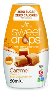 Keto Compliant - Sweet Drop Stevia Sweetener 50ml - Caramel Flavour | Meals & Drinks for sale in Lagos State