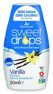 Keto Compliant - Sweet Drop Stevia Sweetener 50ml Vanilla Flavour | Meals & Drinks for sale in Lagos State, Lagos Mainland