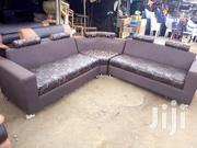 C - Shaped Fabric Sofa | Furniture for sale in Lagos State, Isolo