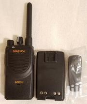 NEW Motorola MAG ONE BPR20 VHF Two Way Radio Walkie Talkie Portable | Audio & Music Equipment for sale in Lagos State, Alimosho