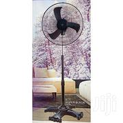 STC Super Black 18 Inch Standing Fan   Home Appliances for sale in Lagos State, Orile